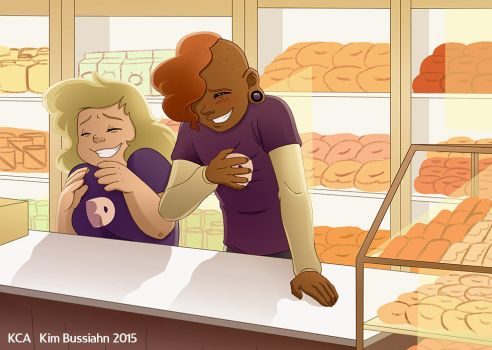Laughter by Kitty-Cat-Angel