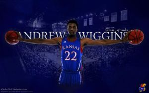 Andrew Wiggins Wallpaper by rOnAn-Ncy