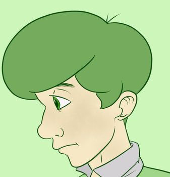 .:Perry (Humanized Pear):. by EnigmaBall