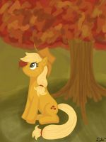 Autumn leaves by rsLjubinka
