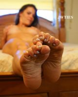 Silky Soles by JWTies