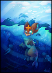 The Deep by Roxalew