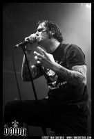 Phil Anselmo of DOWN by tomcouture