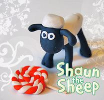 Shaun the Sheep II by Mad3m0is3ll3-K3y