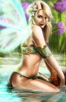 Tinkerbell Tribute by JoeyJulian