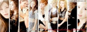 snsd  all my love is for you   Facebook cover 3 by alisonporter1994
