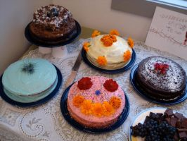 Open House Cakes by Jemjemmy