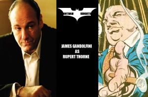 Gotham Knights T.V. Series Fan Cast - R.Thorn V.1 by RobertTheComicWriter