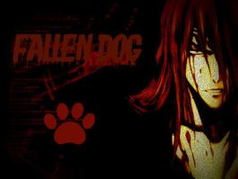 Renji Fallen Dog by Kurohisagi