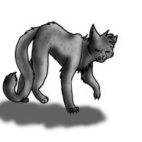 15. Ashfur by GingerFlight