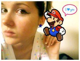I Love You Mario by Die-Die-My-Darlings