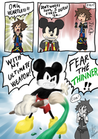 Epic Kingdom Hearts by MakiMasho