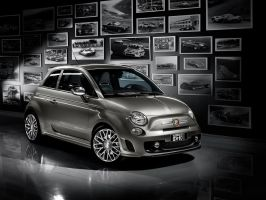 Fiat 500 Abarth ZeroCento by lauti97