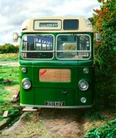 Bus for sale 1986 by NewAgeTraveller