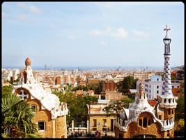 This is Barcelona by Ayshel