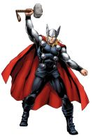 Thor - Colors by splicer