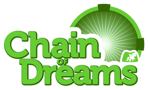 Chain of Dreams Logo by NoNamePaper