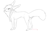 Free Scene Dog Lines by nil