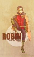 Robin 5th by nunamna