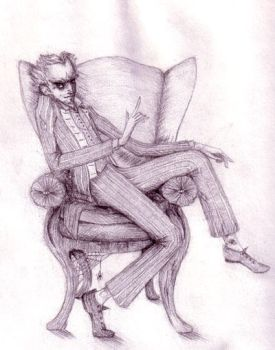Count Olaf by yellowbell