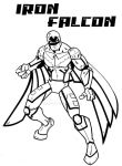 Iron-Falcon by wonderfully-twisted