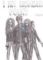I am number four by Mariya14