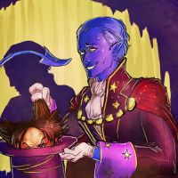 Mein Gott, that's not a... by Larbesta
