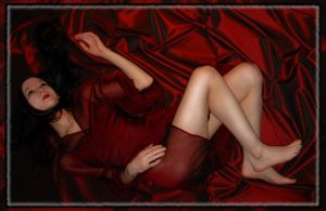 Red Silk II. by TigerMonkeyProject