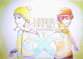 HAPPY BIRTHDAY TOM 2014!! by Midnight-Lies