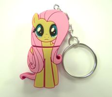 Fluttershy 8GB Flash Drive by PonyPlush