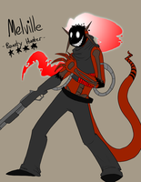 Character Sheet: Melville by LulzyRobot