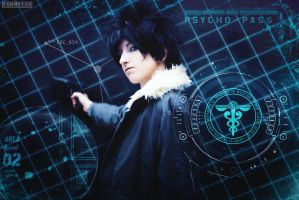 Psycho-Pass: Shinya Kogami 33 by J-JoCosplay