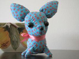 get along little doggy by hellohappycrafts