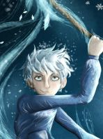 Jack Frost. Fragment. demo by DarraChese