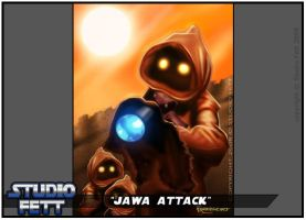 Jawa Attack-Practice Paints by Studio-Fett