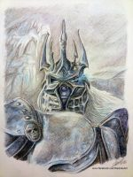 Warcraft - Lich King by DaBaAn