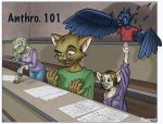 Anthro. 101 by tfancred