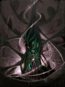 The Drow Who Would Be King by PaleDrow