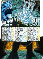 Godzilla: Kings and Brothers, Page #22 by kaijukid