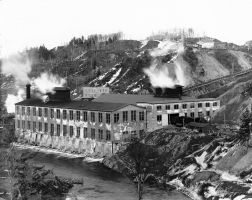Belgo Paper and Pulp - Shawinigan-1906 by J-Bellemare