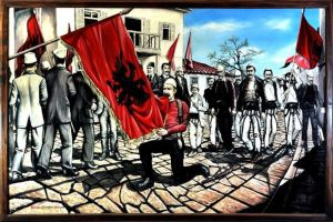 Day of Albanian Independence by artsoni