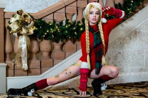 More Christmas Cammy by MeganCoffey