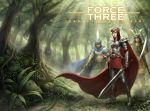 Undercover Angels Force Three by chrisnfy85