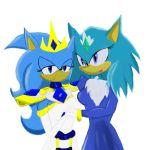 PB: Sira and sophia by sira-the-hedgehog