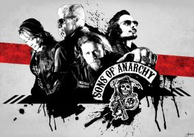 Sons Of Anarchy by Synow