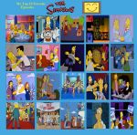 Jefimus' Top 20 Favorite Simpsons Episodes by JefimusPrime