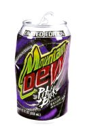 Marker Illustration Mt. Dew by DanBergundy