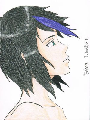 Mon Tyson-kun by Drawing-Rainbow