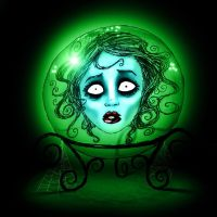 Madame Leota by maddartist83