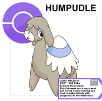 humpudle by Cerulebell